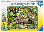 Ravensburger 13201 Wilde Tiere