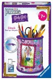 Ravensburger 12075 - Girly Edition, Utensilo Pferde, 3D Puzzle, 54-Teile