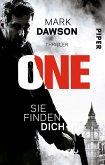 One - Sie finden dich / John Milton Bd.1 (eBook, ePUB)