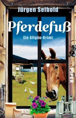 Pferdefuß / Hauptkommissar Eike Hansen Bd.4 (eBook, ePUB) - Seibold, Jürgen