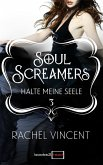 Halte meine Seele / Soul Screamers Bd.3 (eBook, ePUB)