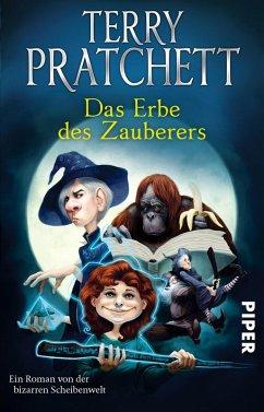 Das Erbe des Zauberers / Scheibenwelt Bd.3 (eBook, ePUB) - Pratchett, Terry