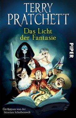 Das Licht der Fantasie / Scheibenwelt Bd.2 (eBook, ePUB) - Pratchett, Terry