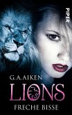Freche Bisse / Lions Bd.9 (eBook, ePUB)