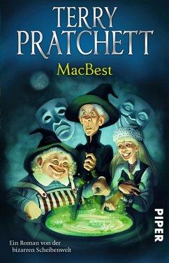 MacBest / Scheibenwelt Bd.6 (eBook, ePUB) - Pratchett, Terry
