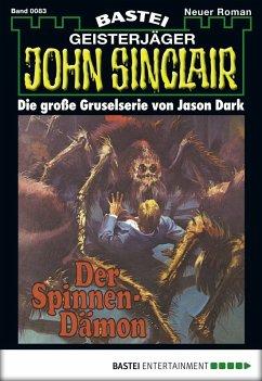 John Sinclair - Folge 0083 (eBook, ePUB)