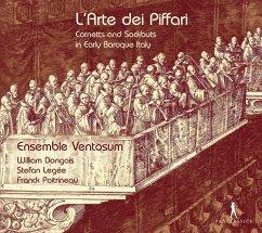 L'Arte Dei Piffari-Cornetts And Sackbuts In Earl - Dongois/Ensemble Ventosum