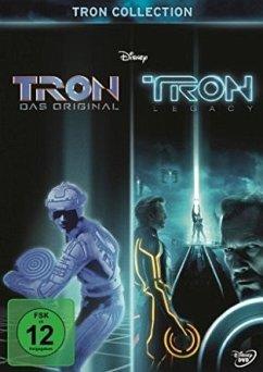 TRON, TRON: Legacy DVD-Box