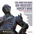 Der Freischütz / Hunter's Bride, 2 Audio-CDs (Deluxe-Ausgabe im großformatigen Buch)