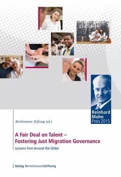 A Fair Deal on Talent - Fostering Just Migration Governance (eBook, PDF)