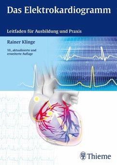 Das Elektrokardiogramm (eBook, PDF) - Klinge, Rainer