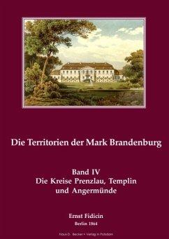 Territorien der Mark Brandenburg