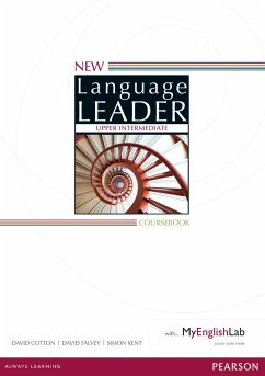 New Language Leader Upper Intermediate Coursebook with MyEnglishLab Pack - Cotton, David