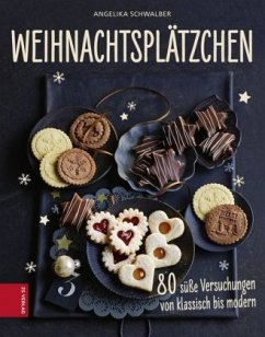 Weihnachtsplätzchen - Schwalber, Angelika
