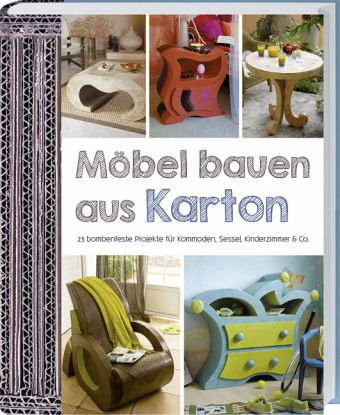 m bel bauen aus karton von marie h l ne zeidan buch. Black Bedroom Furniture Sets. Home Design Ideas
