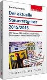 Der aktuelle Steuerratgeber 2015/2016