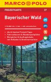 MARCO POLO Freizeitkarte Bayerischer Wald 1:110 000