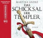 Das Schicksal der Templer / Die Templer Bd.3 (MP3-CD)