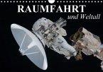 Raumfahrt und Weltall (Wandkalender 2016 DIN A4 quer)