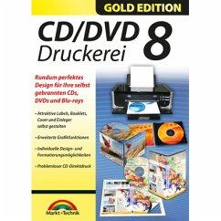 CD-DVD Druckerei 8 (Download für Windows)