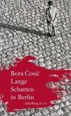 Lange Schatten in Berlin (Mängelexemplar)