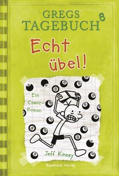 Echt übel! / Gregs Tagebuch Bd.8 (Mängelexemplar)