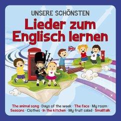Famile Sonntag - Unsere schönsten Lieder zum Englisch lernen, 1 Audio-CD - Familie Sonntag