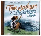 Tom Sawyer & Huckleberry Finn, 1 Audio-CD