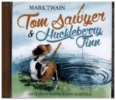 Tom Sawyer & Huckleberry Finn, 1 Audio-CD