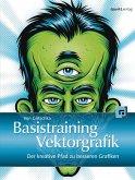 Basistraining Vektorgrafik (eBook, PDF)