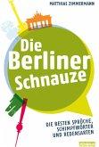 Die Berliner Schnauze (eBook, ePUB)