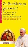 Zu Bethlehem geboren? (eBook, PDF)