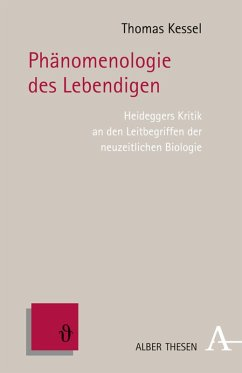 Phänomenologie des Lebendigen (eBook, PDF) - Kessel, Thomas
