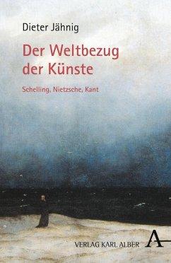 Der Weltbezug der Künste (eBook, PDF) - Jähnig, Dieter