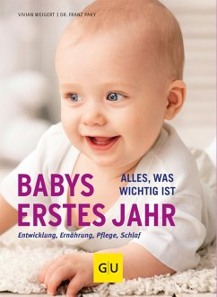 Babys erstes Jahr (eBook, ePUB) - Weigert, Vivian