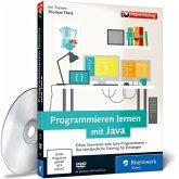 Programmieren lernen mit Java, DVD-ROM