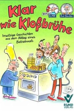 Klar wie Kloßbrühe - Alff, Reinhard; Däubler, Wolfgang