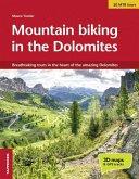 Moutain biking in the Dolomites