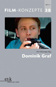 FILM-KONZEPTE 38 - Dominik Graf (eBook, PDF)