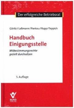 Handbuch Einigungsstelle