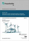 Methodischer Ansatz und Systemmodell zur ökologisch-technischen Analyse zukünftiger Elektrofahrzeugkonzepte