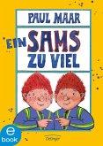 Ein Sams zu viel / Das Sams Bd.8 (eBook, ePUB)