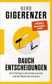 Bauchentscheidungen (eBook, ePUB)