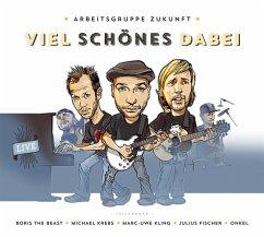 Viel Schönes Dabei-Live - Kling,Marc-Uwe/Krebs,Michael/Fischer,Julius