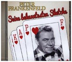 Sketche & Lieder, 1 Audio-CD - Frankenfeld, Peter
