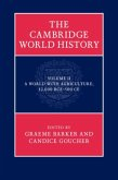 Cambridge World History: Volume 2, A World with Agriculture, 12,000 BCE-500 CE (eBook, PDF)
