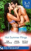 Hot Summer Flings: A Spanish Awakening / The Italian Next Door... / Interview with the Daredevil (Mills & Boon By Request) (eBook, ePUB)
