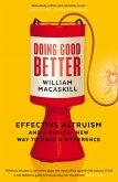 Doing Good Better (eBook, ePUB)