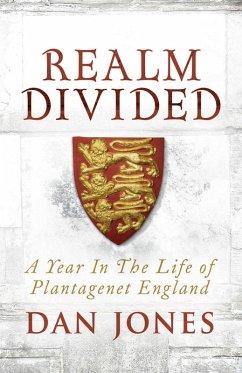 Realm Divided (eBook, ePUB) - Jones, Dan