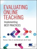 Evaluating Online Teaching (eBook, PDF)